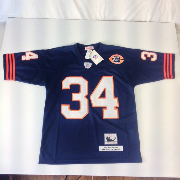 chicago bears 34 jersey